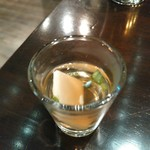 DAIGOMI - チーズ入り生麩の昆布・鰹だし