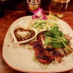 タイ東北料理イサーンキッチン - ガイヤーン 980円