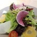 NoMad Grill - 農園野菜のガーデンサラダ