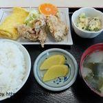 大鶴ゆうゆう館 - ゆうゆう館定食
