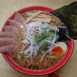 麺屋 秘蔵 - 「鴨みそ 1100円」