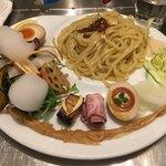 麺や 庄の gotsubo - 「ベジつけめん」990円