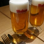 ElTragón - スペイン生ビール、絶品です!