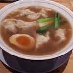 姫路タンメン - 雲呑麺