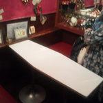 カテコ - 今回は明るめのテーブル席^^