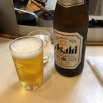 78984874 - ビールはスーパードライ