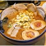葱次郎 - 味噌特選らーめん 850円 味噌の風味がストレートに感じられる一杯です。