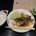 Ginryuu - なす味噌定食