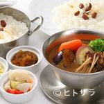 トップス - 野菜カレー (甘口 又は 辛口)