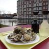 マルモ水産 - 料理写真:九十九島殻付焼き牡蠣(500円・込)