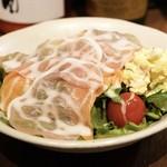 うえ山 - ☆気まぐれ贅沢サラダ 1030円