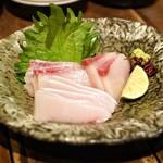 うえ山 - ☆鰤トロ 1280円