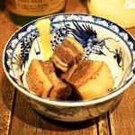 うえ山 - ☆豚の八角煮 670円
