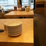 鵬天閣 - テーブル席