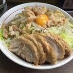 ラーメン二郎 - 横
