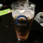 78991891 - 【生ビール(一番搾り) 550円】