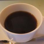 224 COLOURS - ランチに付くコーヒー