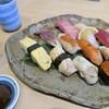 すしの田丸家 - 料理写真:「握り 悠(11貫) 」(ランチ2000円)