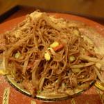 原宿はしづめ - 究極の細麺を使った香港焼きそば