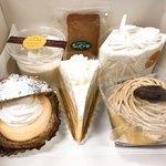 シュクル洋菓子店 - 料理写真:今回買ったものでーす。