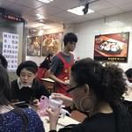 圓環邊蚵仔煎 - 店内