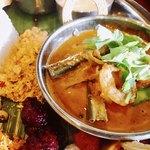 Spice&Dining KALA - 可愛く刺激的な大好き海老ちゃん