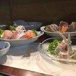 和食Bar梟の城 - コース料理。おまかせは2,500円