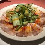 中華厨房あんにん - 料理写真:雲白肉