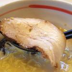 らあ麺ダイニング 為セバ成ル。 - 2018年1月 チャーシュー