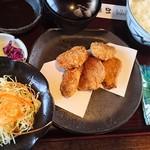 石翁 - ヒレカツ定食