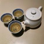 神戸元町別館 牡丹園 - ジャスミン茶