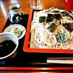そば源 - 料理写真:大ざる750円