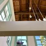 いなえ - ギャラリーも天井が高いです