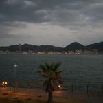 海転からと市場寿司 - 司馬遼太郎が愛した関門海峡の景色が眼前に