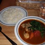 木多郎 - 牡蠣カレー