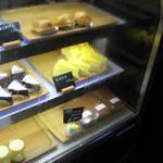 お菓子処 たんぽぽ - チーズケーキ&ブルベリーパウンドケーキ