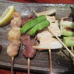 海蔵 - 串焼き(塩)