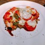 チッティーノ - 大山鳥とモッツアレラチーズのオーブン焼き