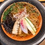 麺処 彩 - 鯛ラーメン しょうゆ(880)
