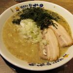 弐星 - 煮干しラーメン