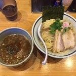 79001801 - 濃厚魚介つけ麺(大盛) ¥850-