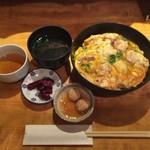 79001946 - 親子丼 ¥950-