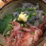 79002796 - 静岡産シラスと桜えび丼