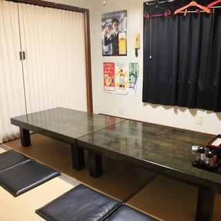 ◆個室完備◆人気のためお早めにご予約ください!