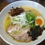 麺や ハレル家 - 旨塩 2018.1月