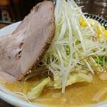 嘉祥 - 野菜たっぷり味噌ラーメン 1100円