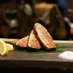 銀座とりや幸 - 京都宇治 鴨の炙り焼き