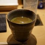 銀座とりや幸 - とりスープ