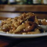 ピパル - キノコのソテー バルサミコ風味