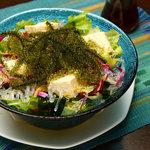みやらび - 海ぶどうサラダ